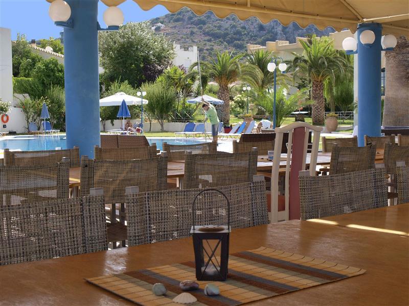 Photo Gallery Hotel Dimitra In Almirida