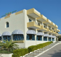 Hotel Dimitra in Almyrida on Crete